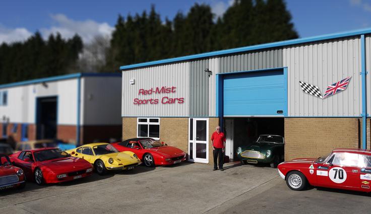 Red Mist Sports Cars Ltd